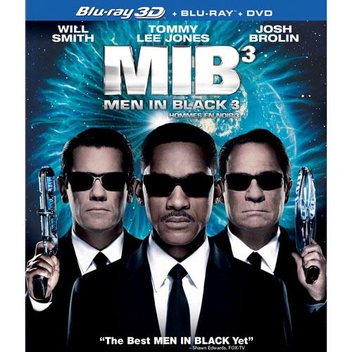 Men in Black 3 (Bilingue) (Combo Blu-ray 3D)