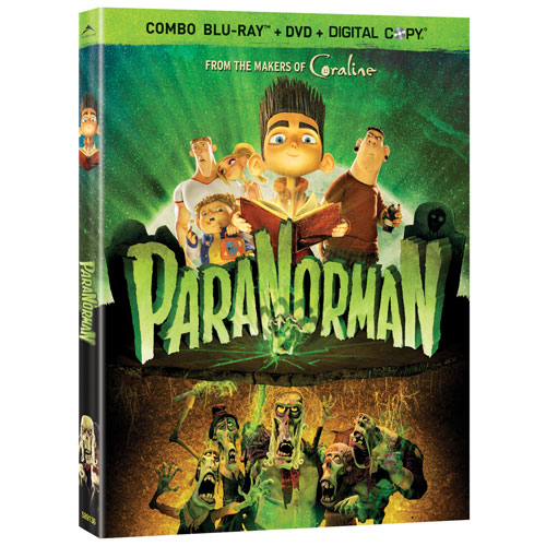 Paranorman (Combo de Blu-ray) (2012)