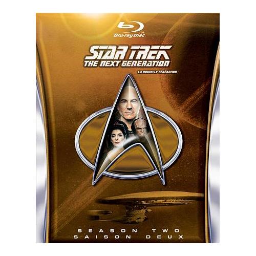Star Trek: Next Generation Season 2 (Blu-ray)
