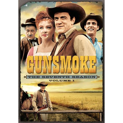 Gunsmoke: Season 7 Volume 1