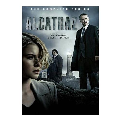 Alcatraz: L'intégrale de la série