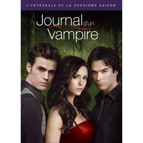 Vampire Diaries: Deuxième saison (Français)