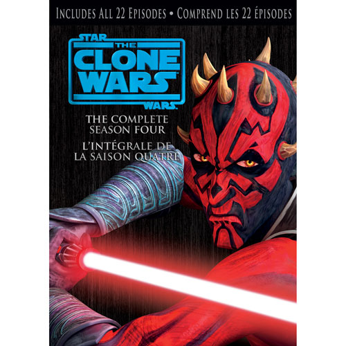 Star Wars: The Clone Wars Season 4 (Bilingual)