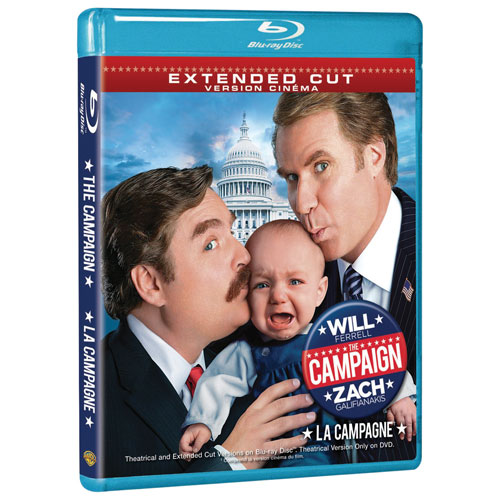 Campaign (Extended Cut) (Bilingual) (Blu-ray) (2012)