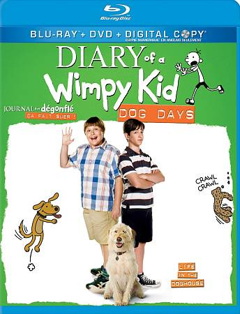 Diary of a Wimpy Kid: Dog Days (Combo de Blu-ray) (2012)