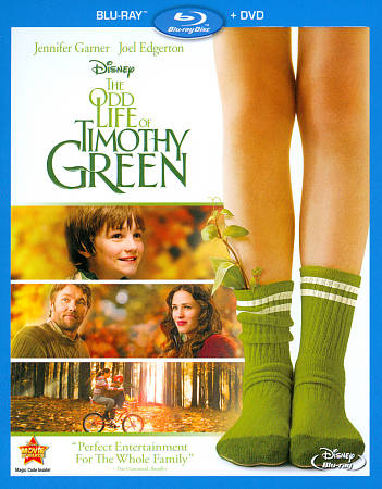 Odd Life of Timothy Green (Combo de Blu-ray) (2012)