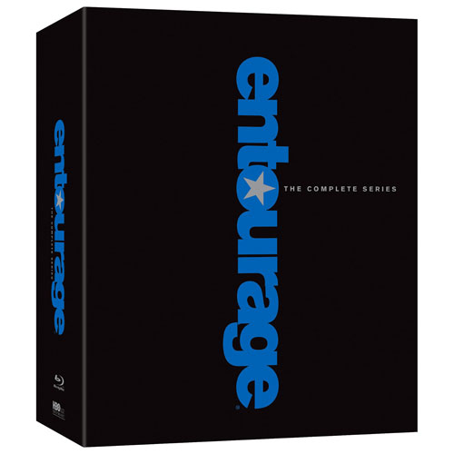 Entourage: The Complete Series (Blu-ray)