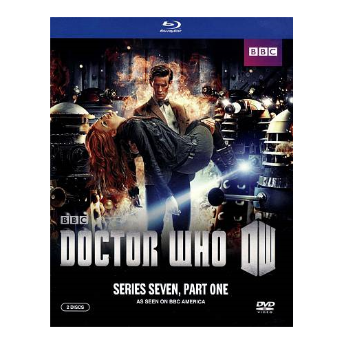 Doctor Who: Septième saison, Partie 1 (Blu-ray)