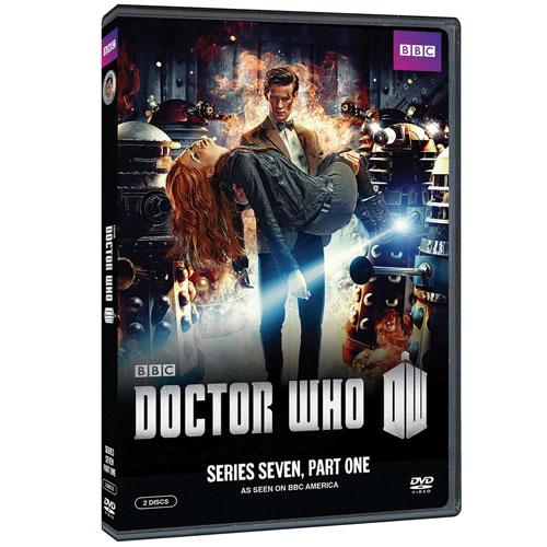 Doctor Who: Septième saison, Partie 1