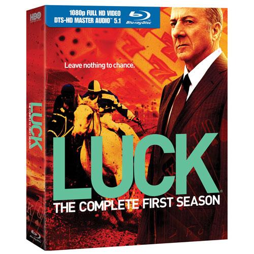 Luck: Season 1 (Blu-ray)