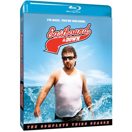 Eastbound & Down: Troisième saison (Blu-ray)