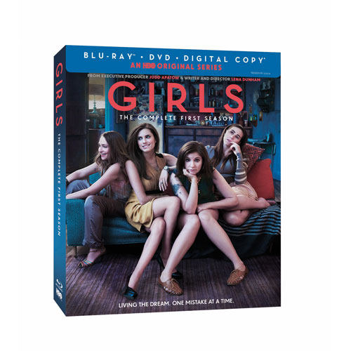 Girls: Première saison (combo Blu-ray)
