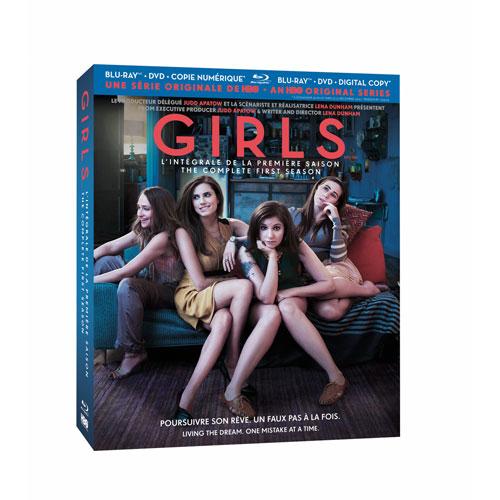 Girls: Season 1 (French) (Blu-ray)