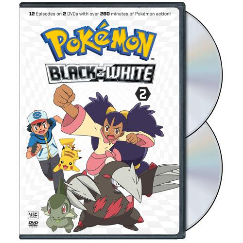 Pokemon Black And White: Coffret 2 (Blu-ray)