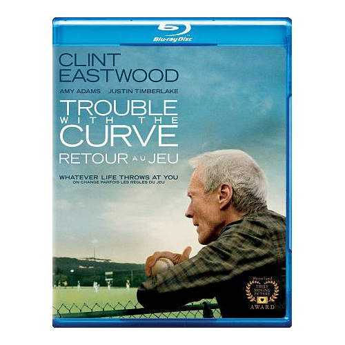 Trouble With The Curve (Bilingual) (Blu-ray)