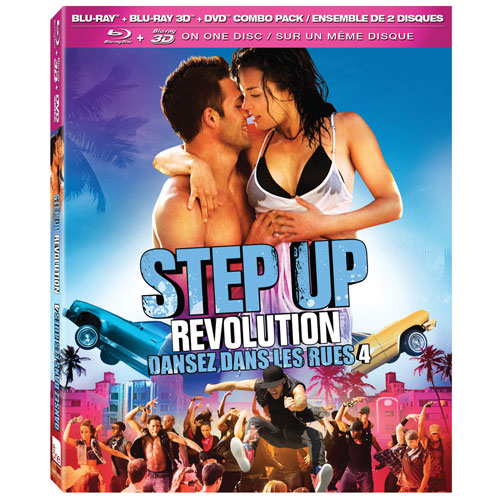 Step Up: Revolution (Combo de Blu-ray) (2012)