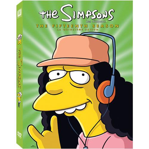 Simpsons: Quinzième saison