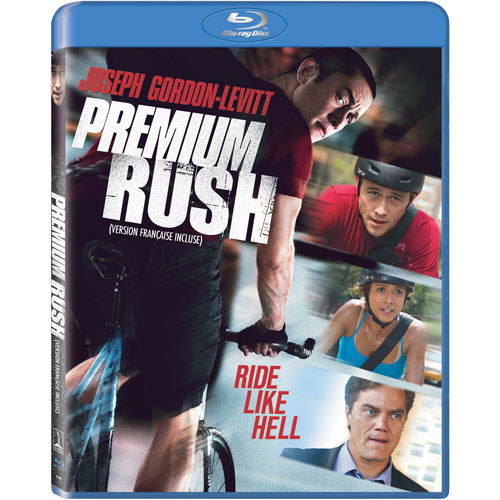 Premium Rush (Bilingue) (Blu-ray) (2012)