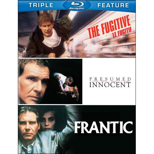 Fugitive/ Presumed Innocent/ Frantic (Blu-ray)