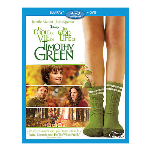 Odd Life of Timothy Green (Bilingual) (Blu-ray Combo)