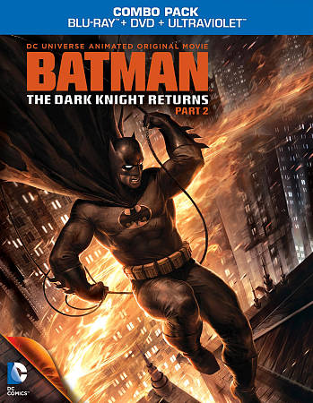 DC Universe: Batman: Dark Knight Returns partie 2 (Blu-ray)