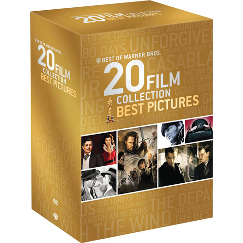 Best of Warner Bros. 20 Film Collection Best Pictures