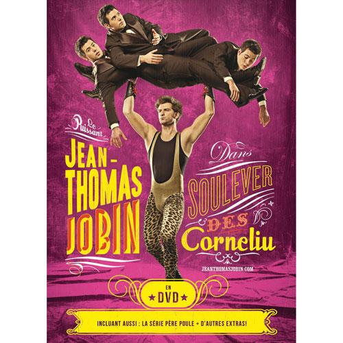 Jean-Thomas Jobin: Soulever des Corneliu