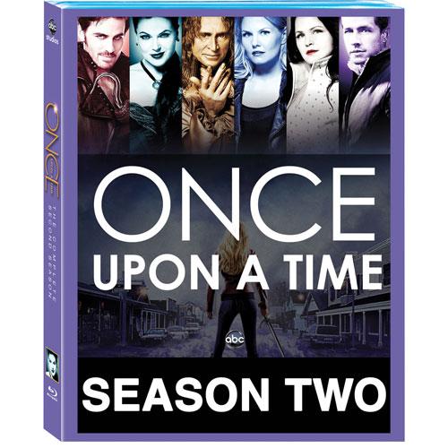 Once Upon A Time: Season 2 (Blu-ray)