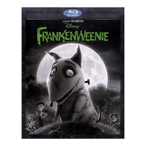 Frankenweenie (combo Blu-ray 3D) (2012)
