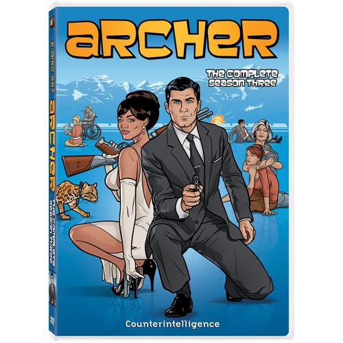Archer: Troisième saison
