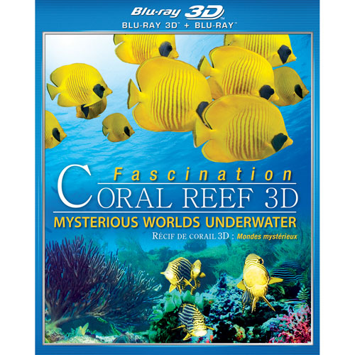 Coral Reef (Combo Blu-ray 3D)