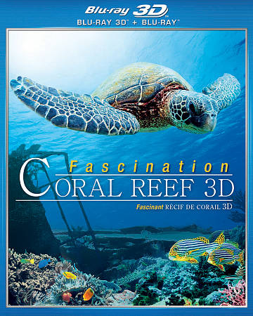 Fascination Coral Reef (3D Blu-ray Combo)