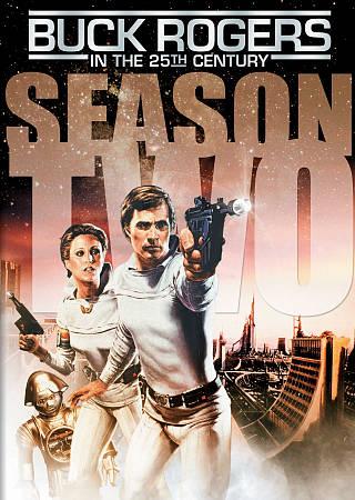 Buck Rogers 25th Century: Saison 2