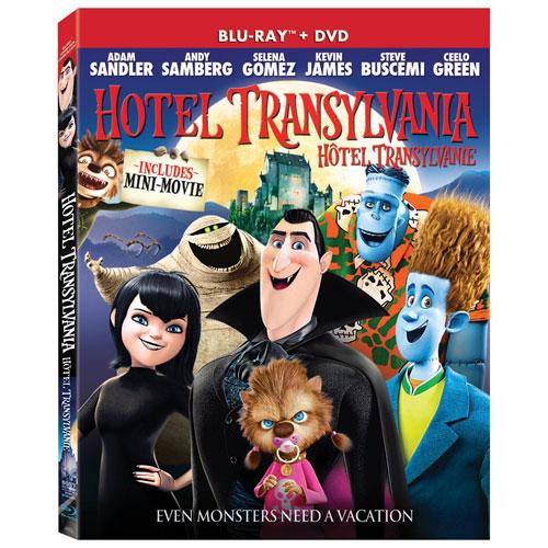 Hotel Transylvania (Bilingue) (Combo de Blu-ray) (2012)