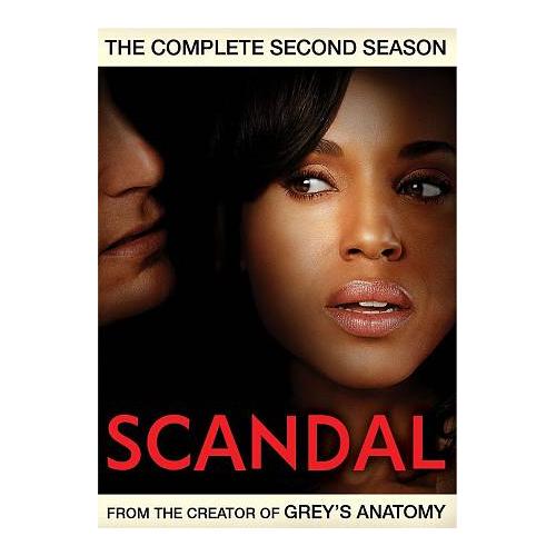 Scandal: Deuxième saison