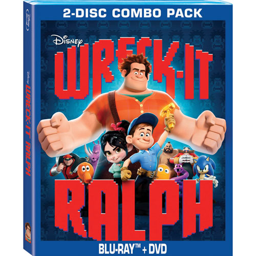 Wreck-It Ralph (Combo de Blu-ray) (2012)