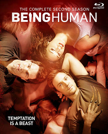 Being Human: The Complete Second Season (Blu-ray)