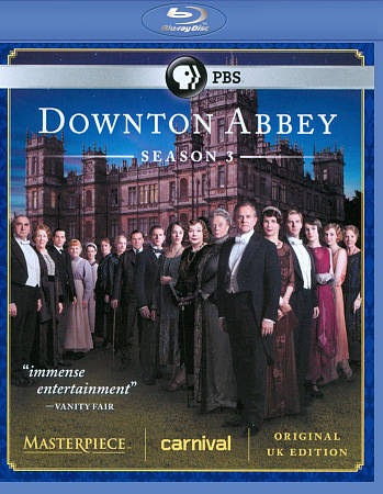 Downton Abbey: Season 3 (English) (Blu-ray)