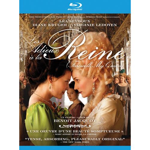 Les Adieux A La Reine (Blu-ray) (2011)