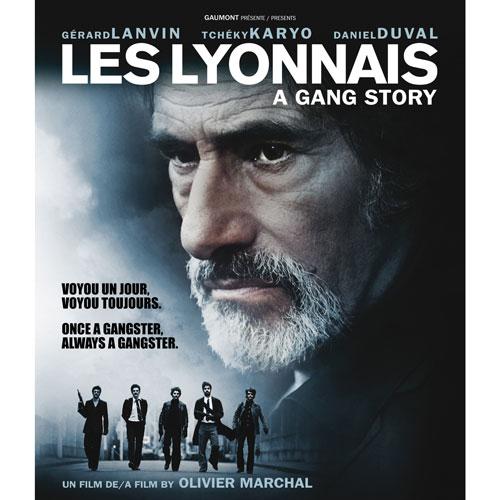 Les Lyonnais (Blu-ray) (2011)