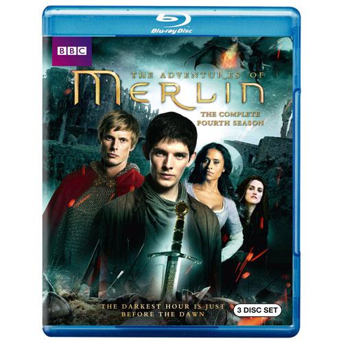 Merlin: Season 4 (Blu-ray)