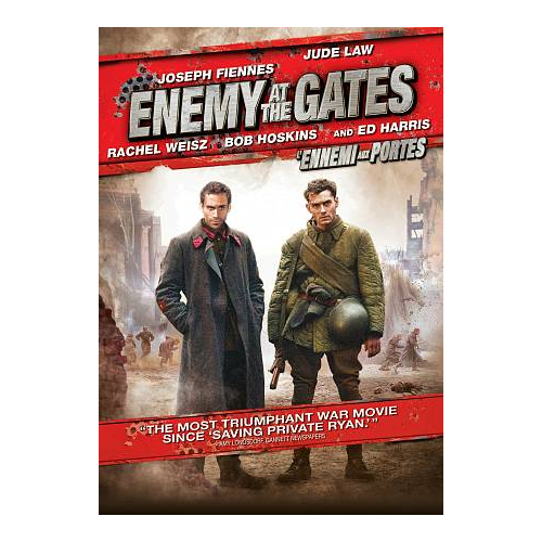 Enemy At The Gates (Blu-ray) (2011)