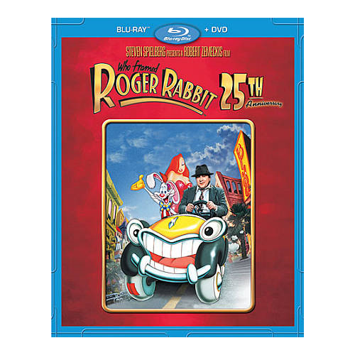 who framed roger rabbit 25th anniversary edition blu ray family u z best buy canada - Who Framed Roger Rabbit Dvd