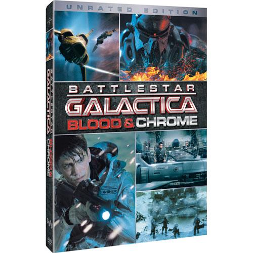 Battlestar Blood Chrome