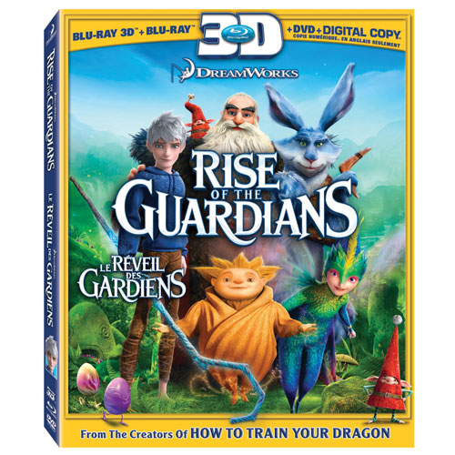 Rise Of The Guardians (3D Blu-ray Combo) (2012)
