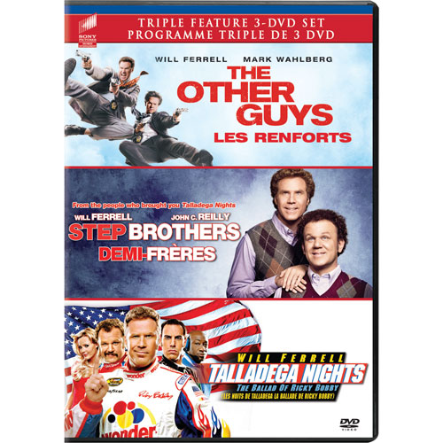 Other Guys The/ Step Brothers/ Talladega