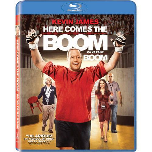 Here Comes The Boom (Blu-ray) (2012)