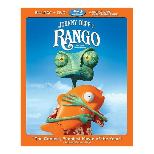 Rango (Blu-ray) (2011)