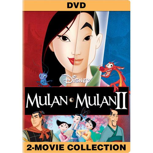 Mulan 1 & 2 (2-Discs)