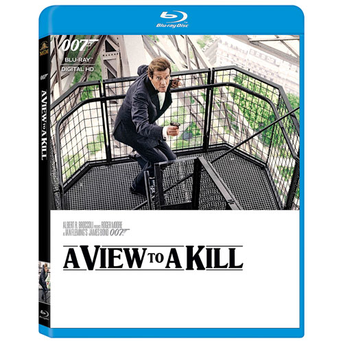 View To A Kill (Blu-ray) (1985)